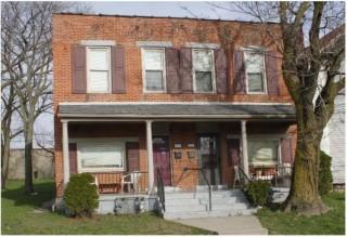 Court Ordered Auction of Duplex - Columbus, Ohio