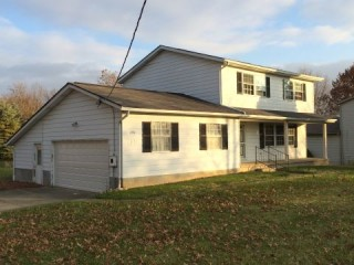 Foreclosure Auction of Medina Co. Home in Westfield Center