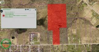 Ashtabula Co. Foreclosure of 22 wooded acres