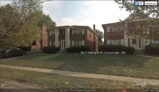 Foreclosure Auction of Hamilton Co. 4 Unit Apartment Building