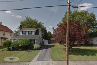 Youngstown house with garage and extra lot
