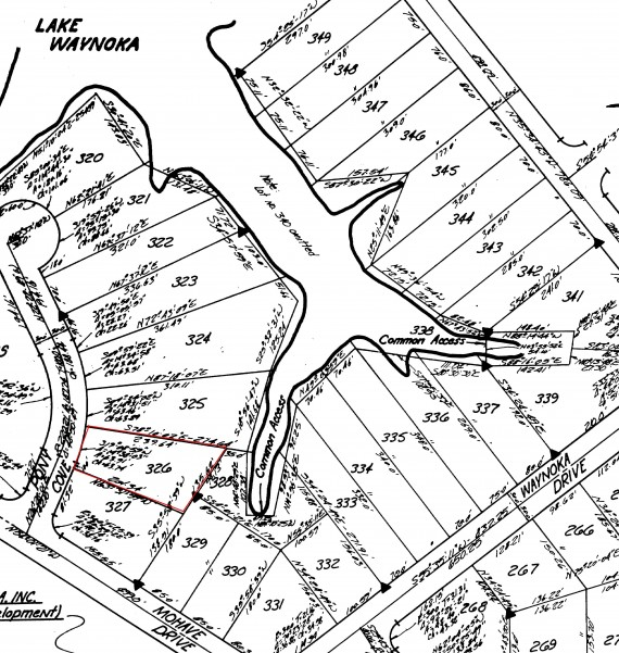 Auctions In Ohio >> Past Real Estate Auction | Pony Cove Lot 326