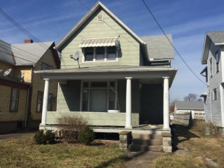 Erie Co. Duplex with no minimum bid
