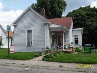 Champaign Co. Single Family Home