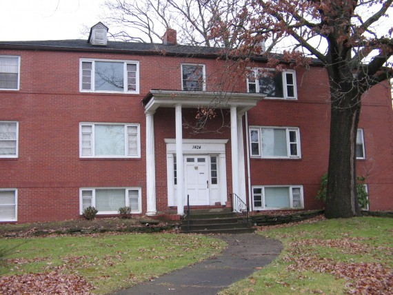Past Real Estate Auction 1424 Fulton Rd Nw