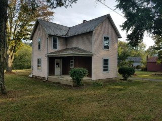 Foreclosure Sale of Coshocton County Single Family Home