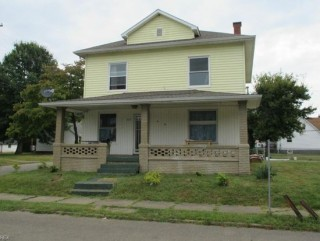 Foreclosure Auction ~ Cambridge, Ohio