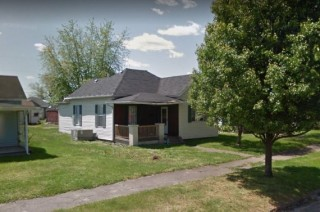 Ironton (Lawrence Co.) 2 Bedroom Home