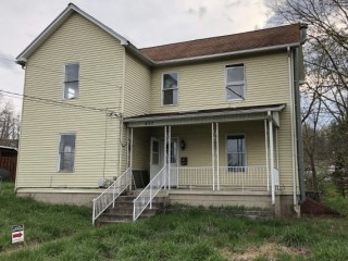 Foreclosure Auction ~ Wellston, Ohio