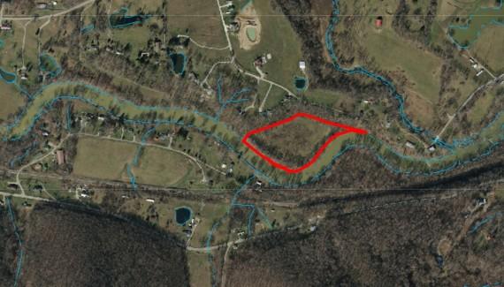 Aerial 6.1 acres