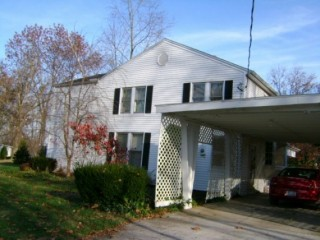 Scioto Co. Rush Twp. Home on 9.17 Acres