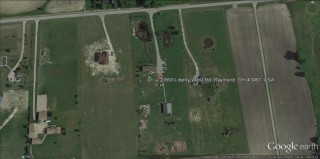 Foreclosure Auction of Union Co. House and Dog Kennel