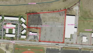 Columbus Vacant Commercial Land Near Airport