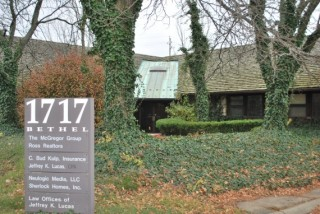 Foreclosure Auction of Franklin Co. 6,912 SF office building