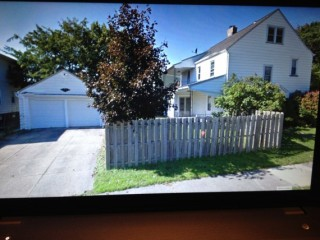 Foreclosure Auction of Garfield Heights Single Family Home