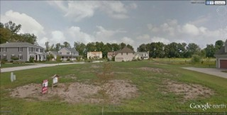 Foreclosure Auction of Upscale Building Lot