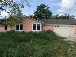 Grove City New Home + 4.5 Acres on Big Darby Creek