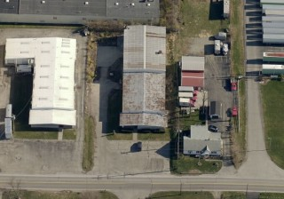 Foreclosure Auction of 10,780 SF Dayton Industrial Building