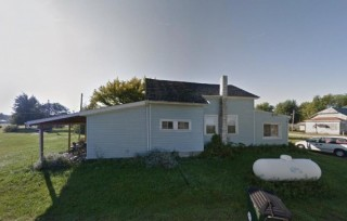 Foreclosure Auction W. Millgrove, Ohio
