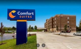 Comfort Suites, Wooster, Built in 2018