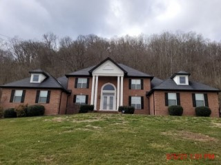 Ohio River Executive Style Home on 3 Acres