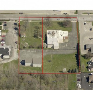 Receiver Auction Piqua, Ohio 2 Buildings offered Separately & Together
